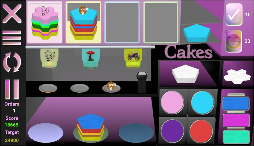 Cake Assembly Plant Screenshot