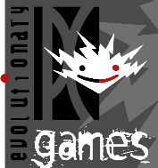 Evolutionary Casual Games Logo