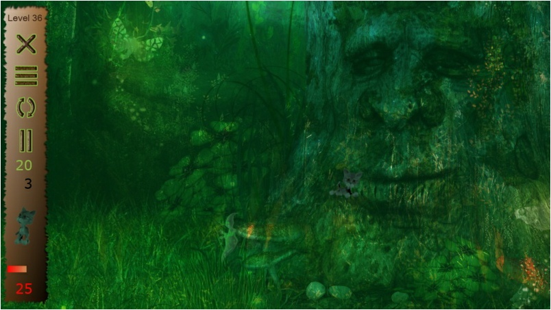 Ghoulish Ghosts Screenshot
