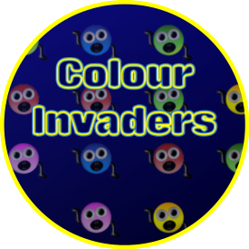 Colour Invaders Promo Image